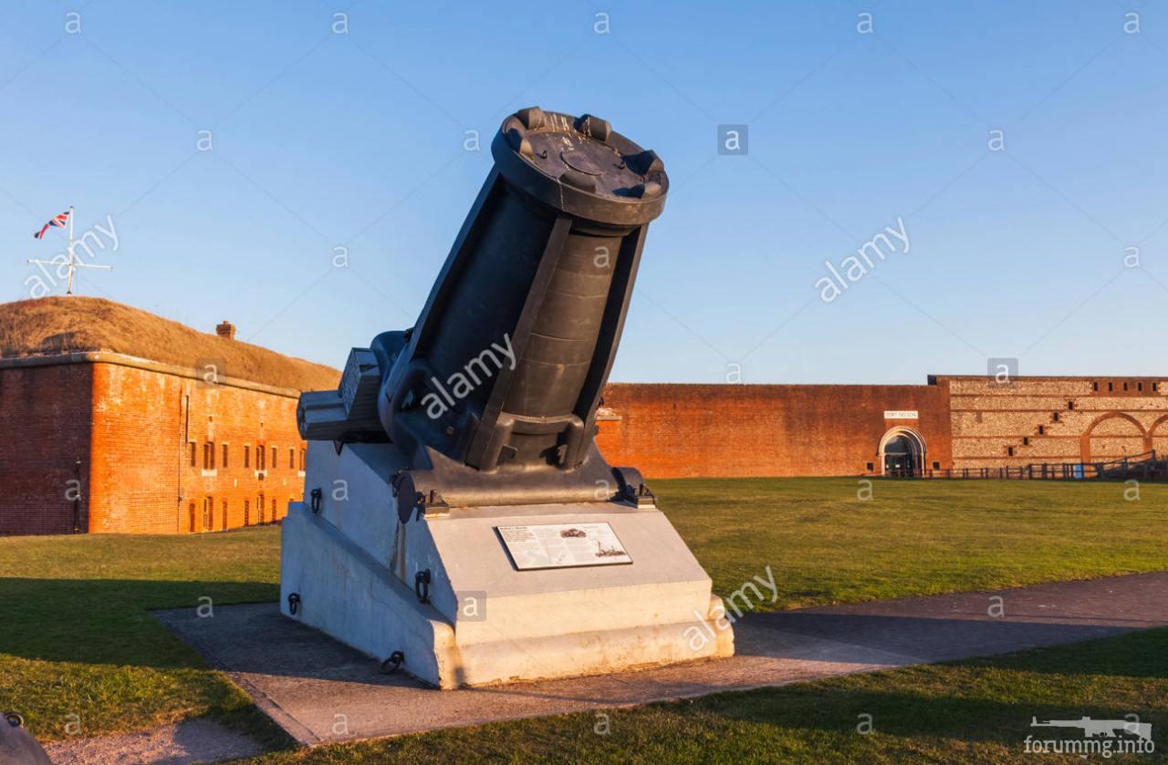 124838 - Корабельные пушки-монстры в музеях и во дворах...