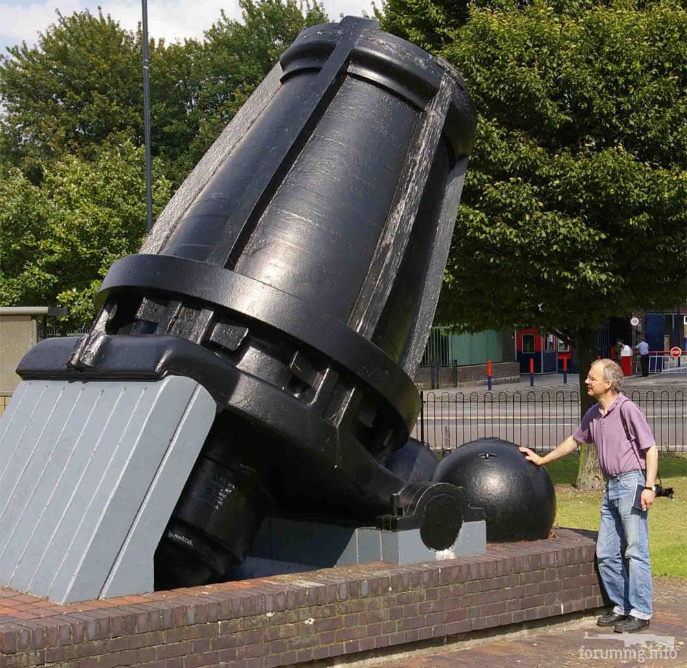 124839 - Корабельные пушки-монстры в музеях и во дворах...