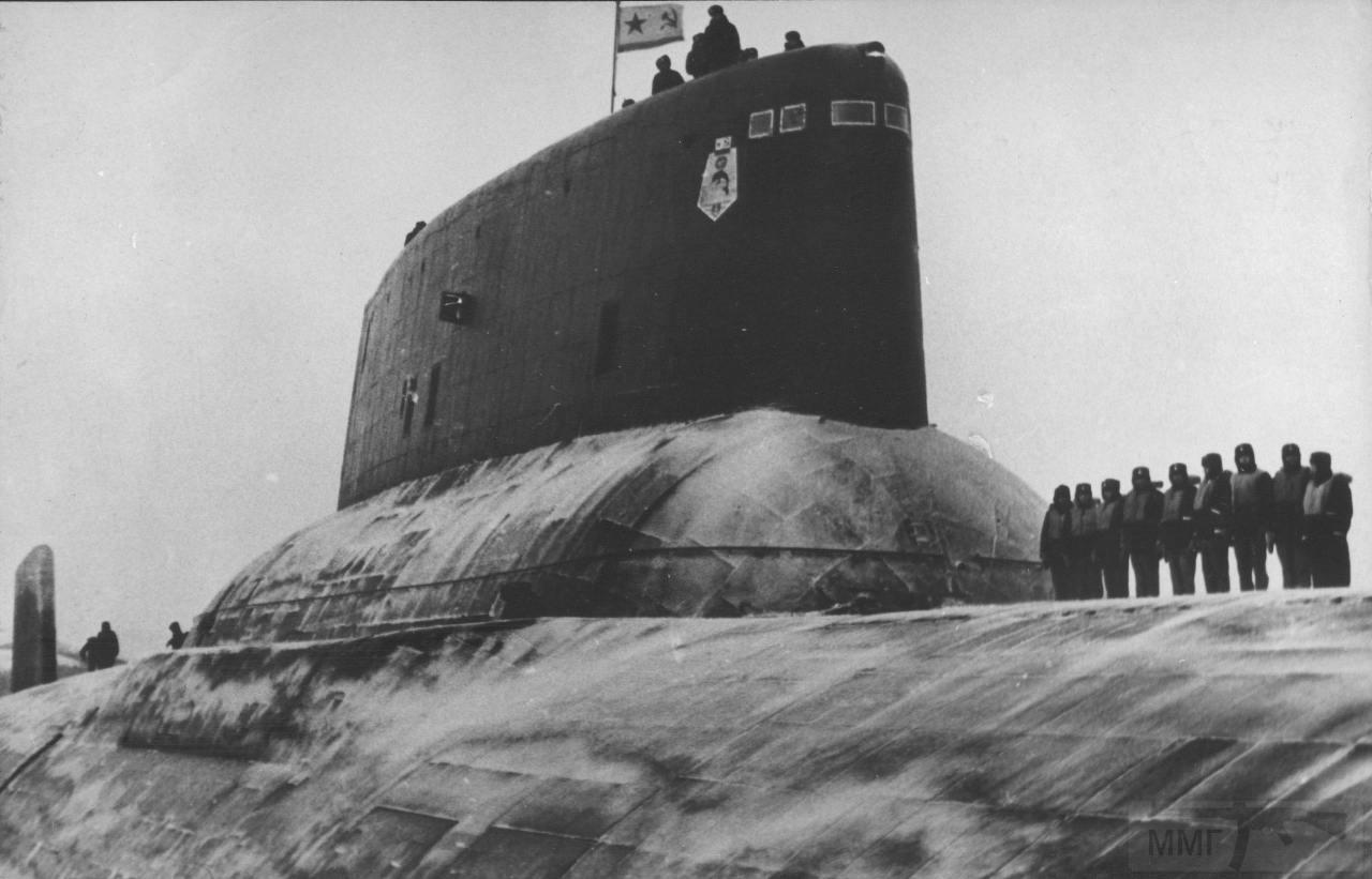 12485 - Атомные субмарины.