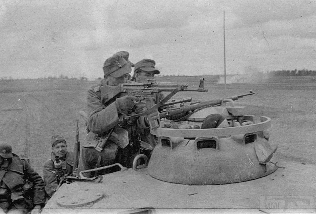 12498 - Sturmgewehr Haenel / Schmeisser MP 43MP 44 Stg.44 - прототипы, конструкция история