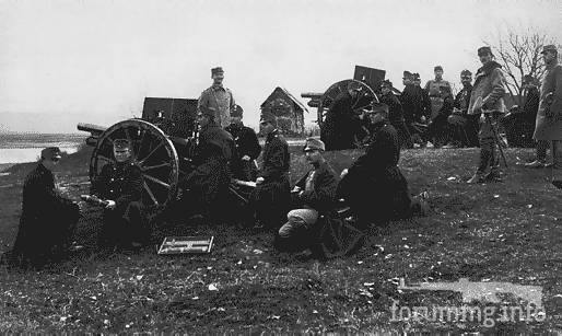 125067 - Артиллерия 1914 года