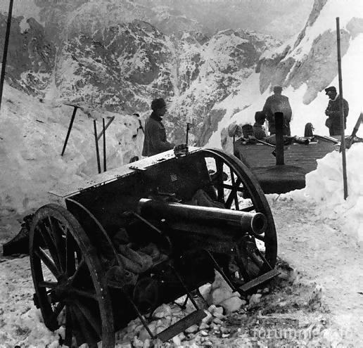125068 - Артиллерия 1914 года