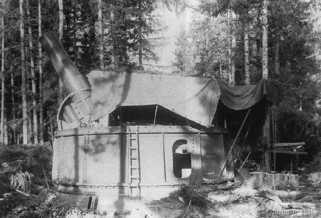 125075 - Артиллерия 1914 года