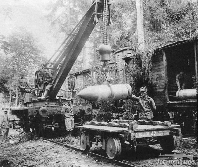 125077 - Артиллерия 1914 года