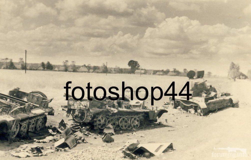125122 - Военное фото 1941-1945 г.г. Восточный фронт.