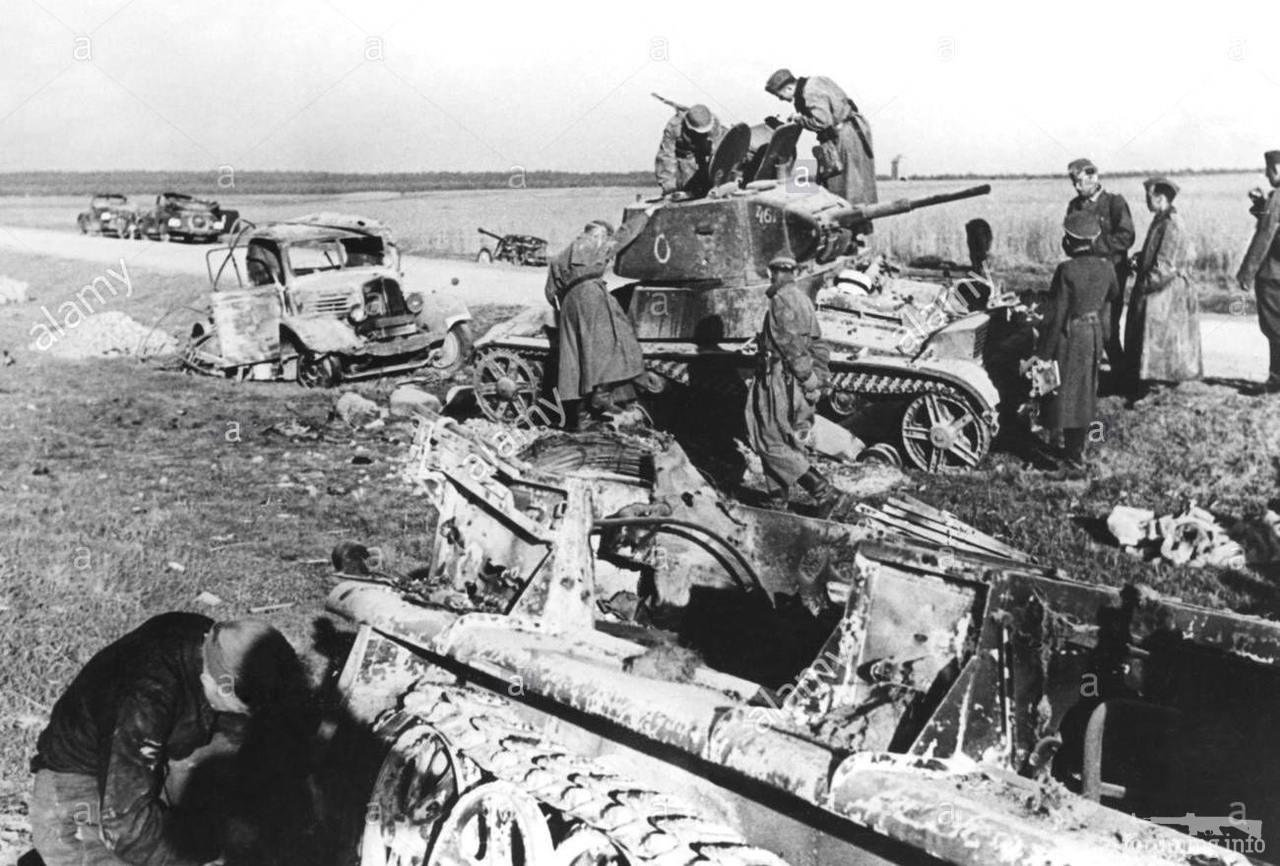 125123 - Военное фото 1941-1945 г.г. Восточный фронт.