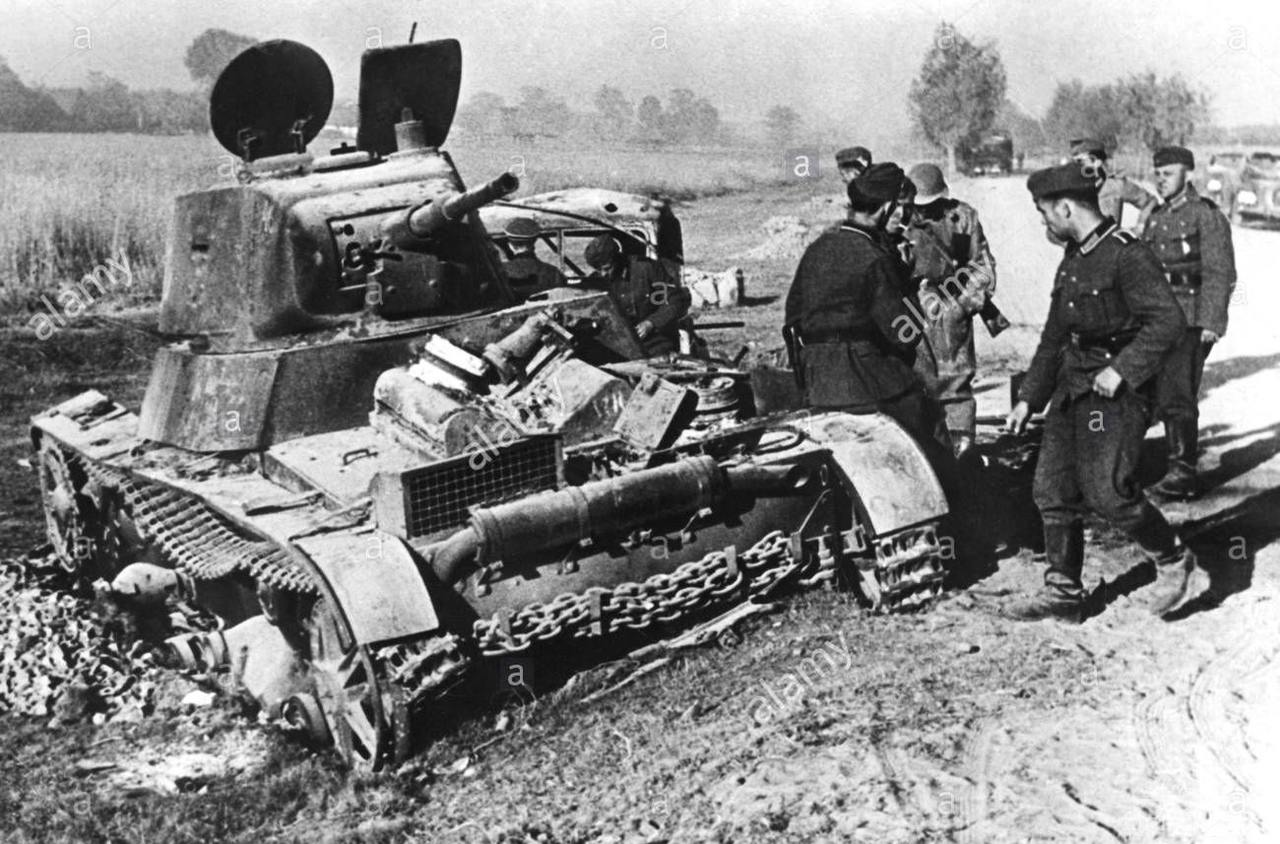 125124 - Военное фото 1941-1945 г.г. Восточный фронт.