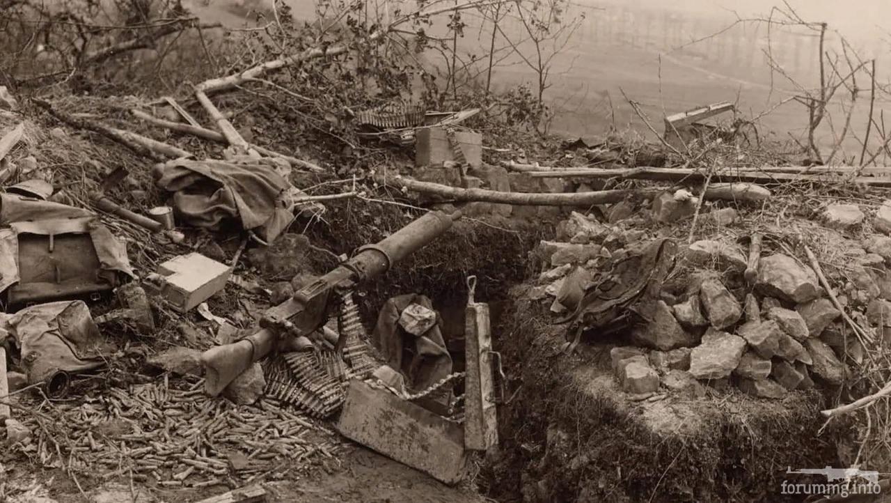 125162 - Военное фото. Западный фронт. 1914-1918г.г.