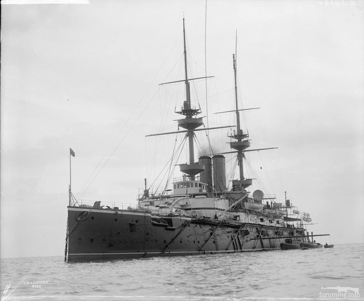 125406 - Броненосцы, дредноуты, линкоры и крейсера Британии