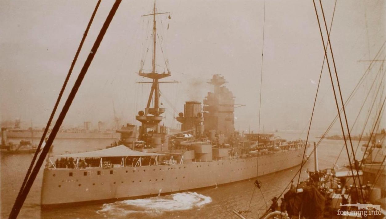 125407 - Броненосцы, дредноуты, линкоры и крейсера Британии