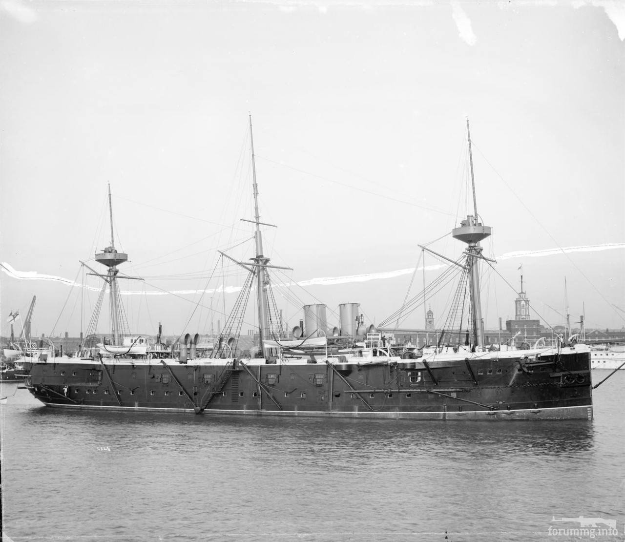 125408 - Броненосцы, дредноуты, линкоры и крейсера Британии