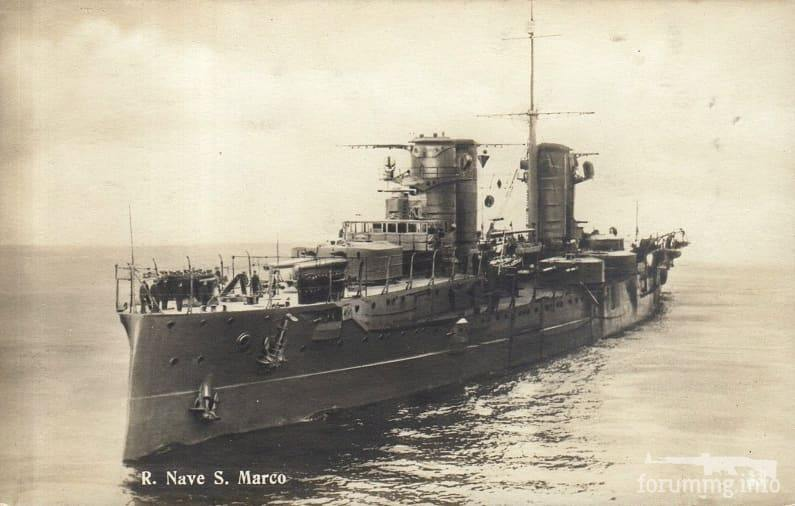 125411 - Regia Marina - Italian Battleships Littorio Class и другие...