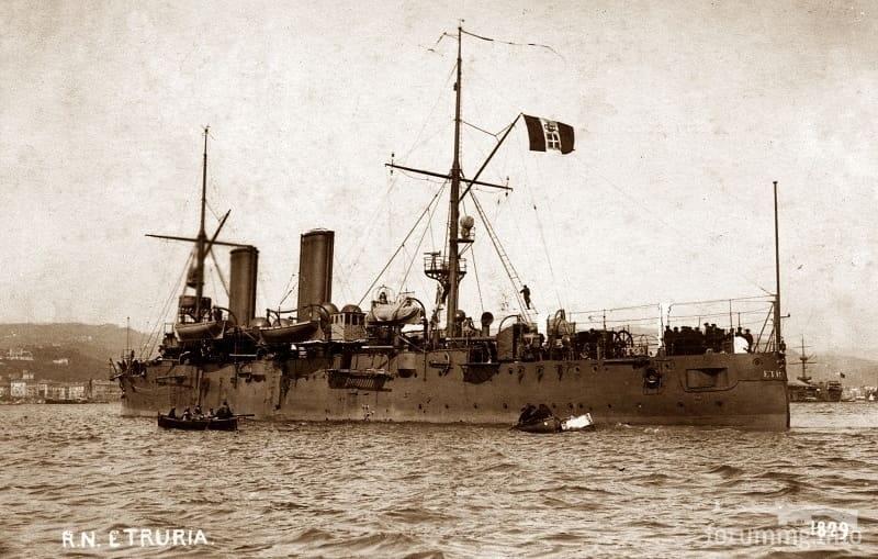 125412 - Regia Marina - Italian Battleships Littorio Class и другие...