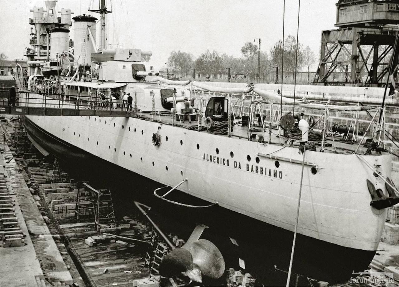 125418 - Regia Marina - Italian Battleships Littorio Class и другие...