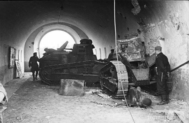 125502 - Раздел Польши и Польская кампания 1939 г.