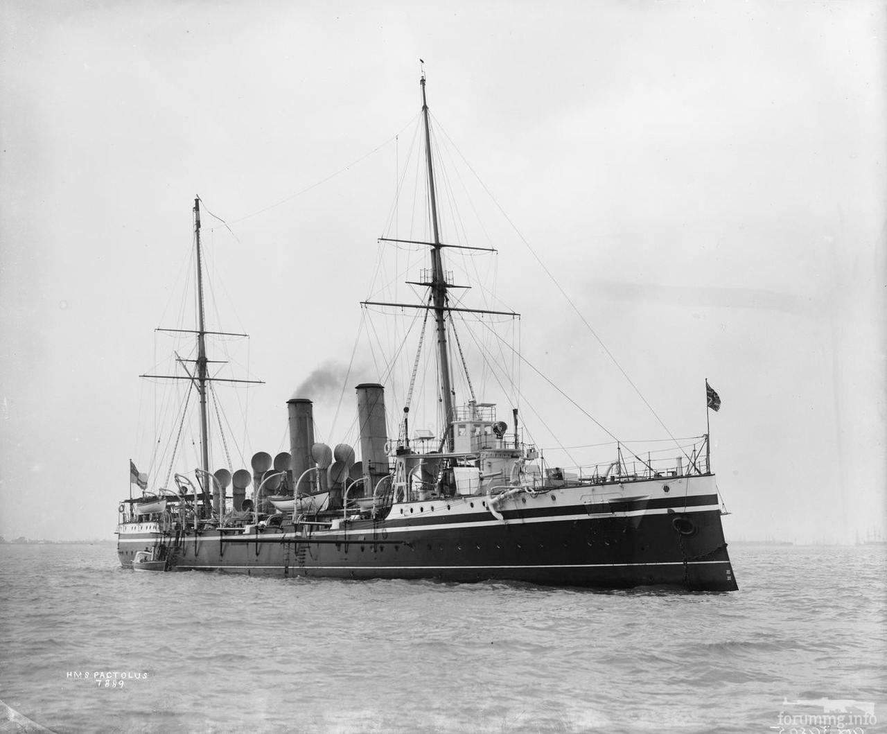 125567 - Броненосцы, дредноуты, линкоры и крейсера Британии