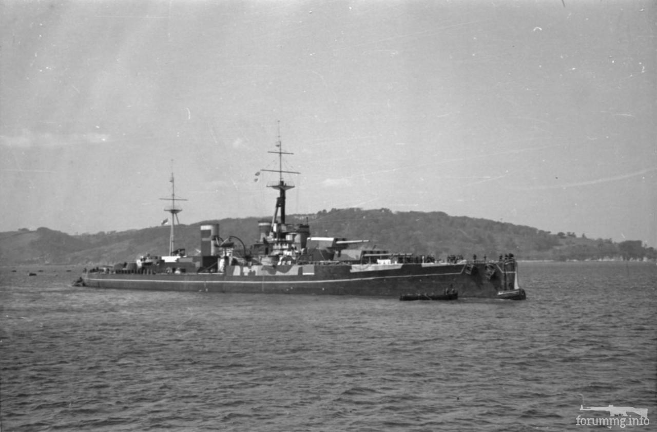 125569 - Броненосцы, дредноуты, линкоры и крейсера Британии