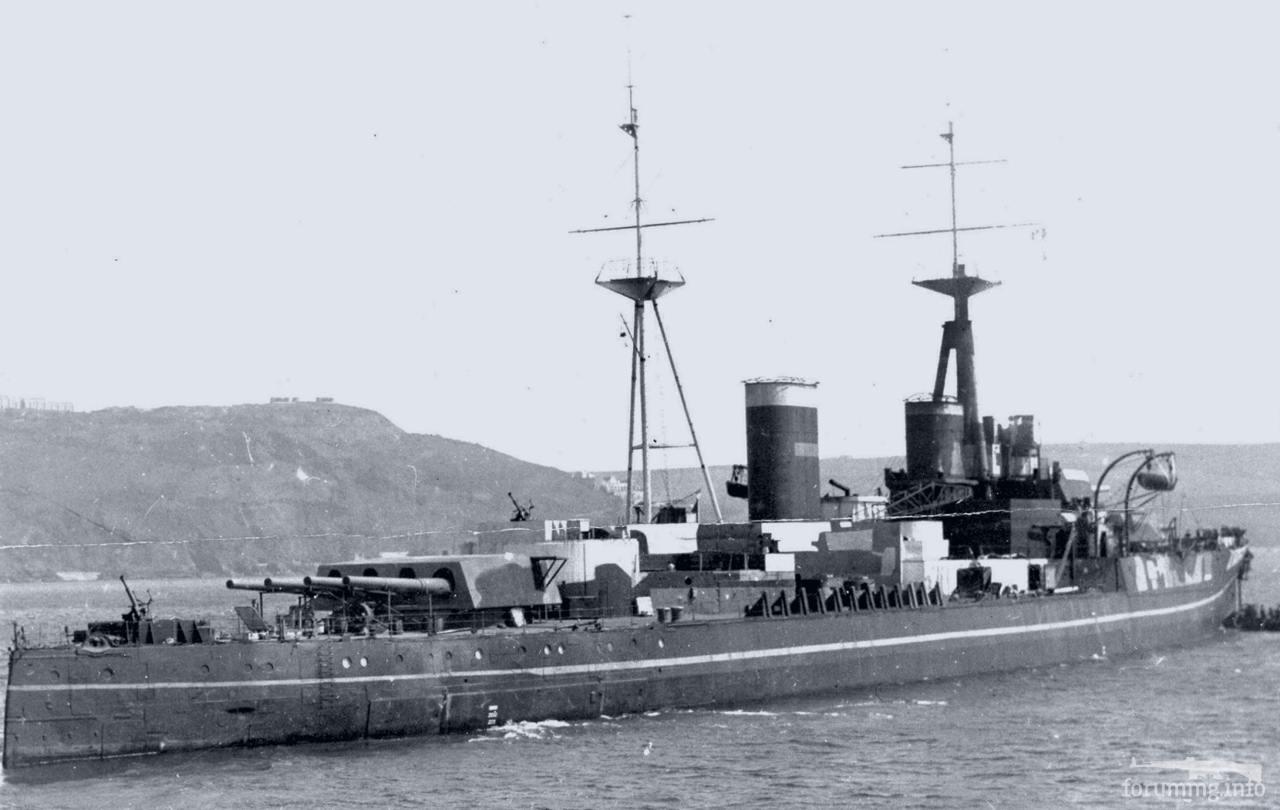 125570 - Броненосцы, дредноуты, линкоры и крейсера Британии