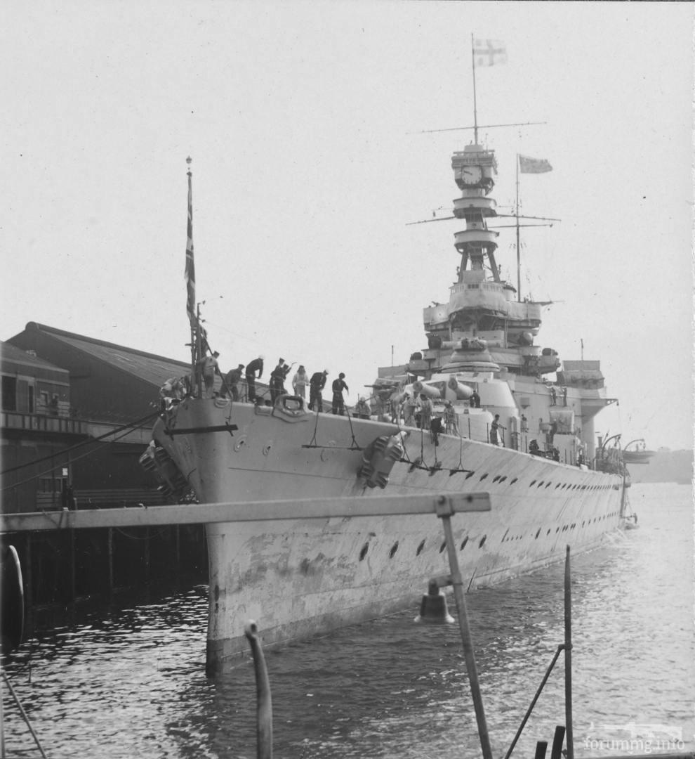 125574 - Броненосцы, дредноуты, линкоры и крейсера Британии