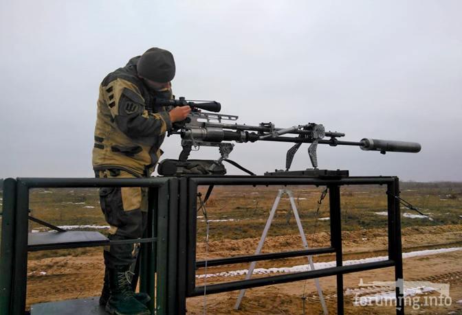 125610 - Крупнокалиберные снайперские винтовки