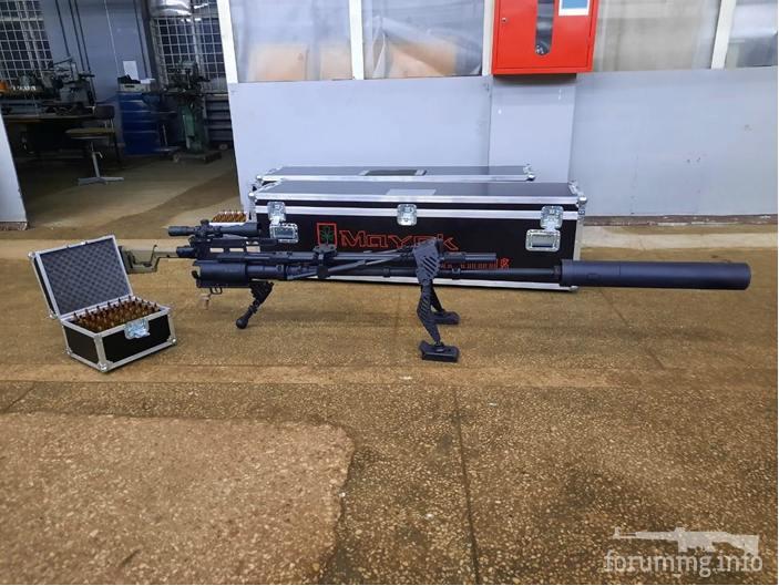 125611 - Крупнокалиберные снайперские винтовки