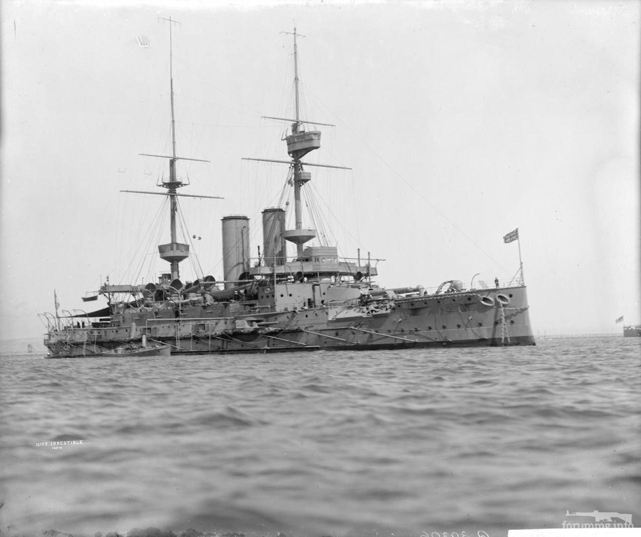 125710 - Броненосцы, дредноуты, линкоры и крейсера Британии
