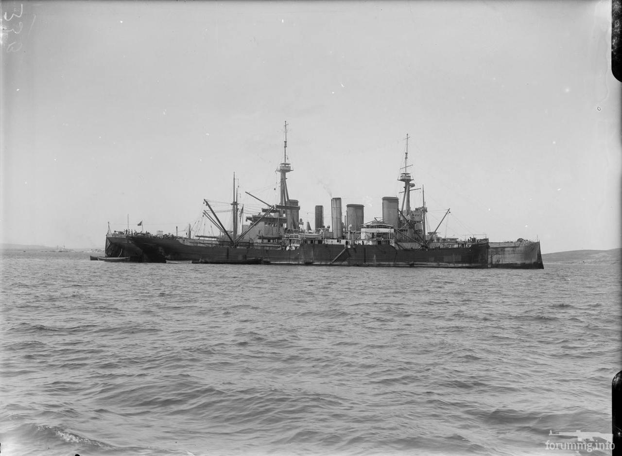 125715 - Броненосцы, дредноуты, линкоры и крейсера Британии