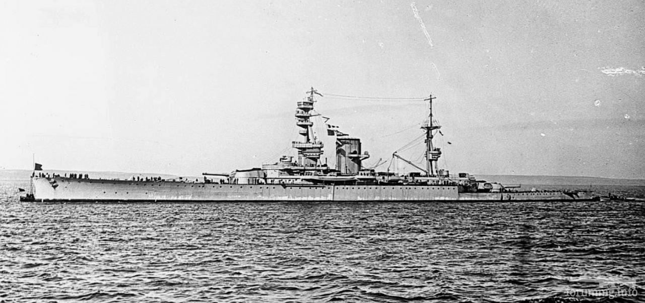125721 - Броненосцы, дредноуты, линкоры и крейсера Британии