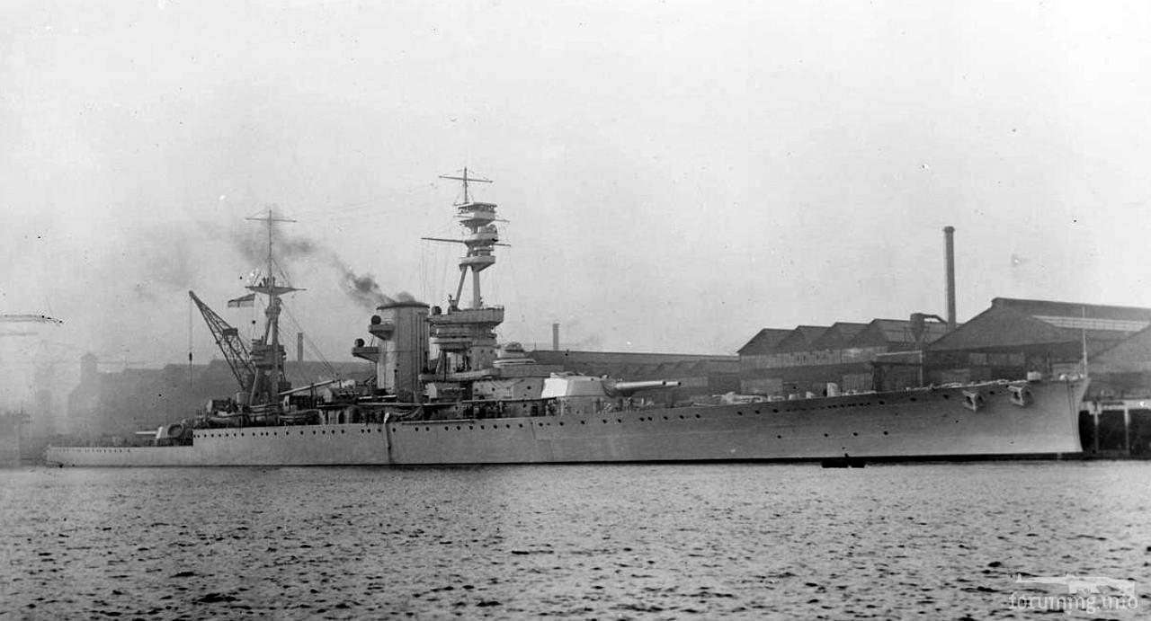 125722 - Броненосцы, дредноуты, линкоры и крейсера Британии