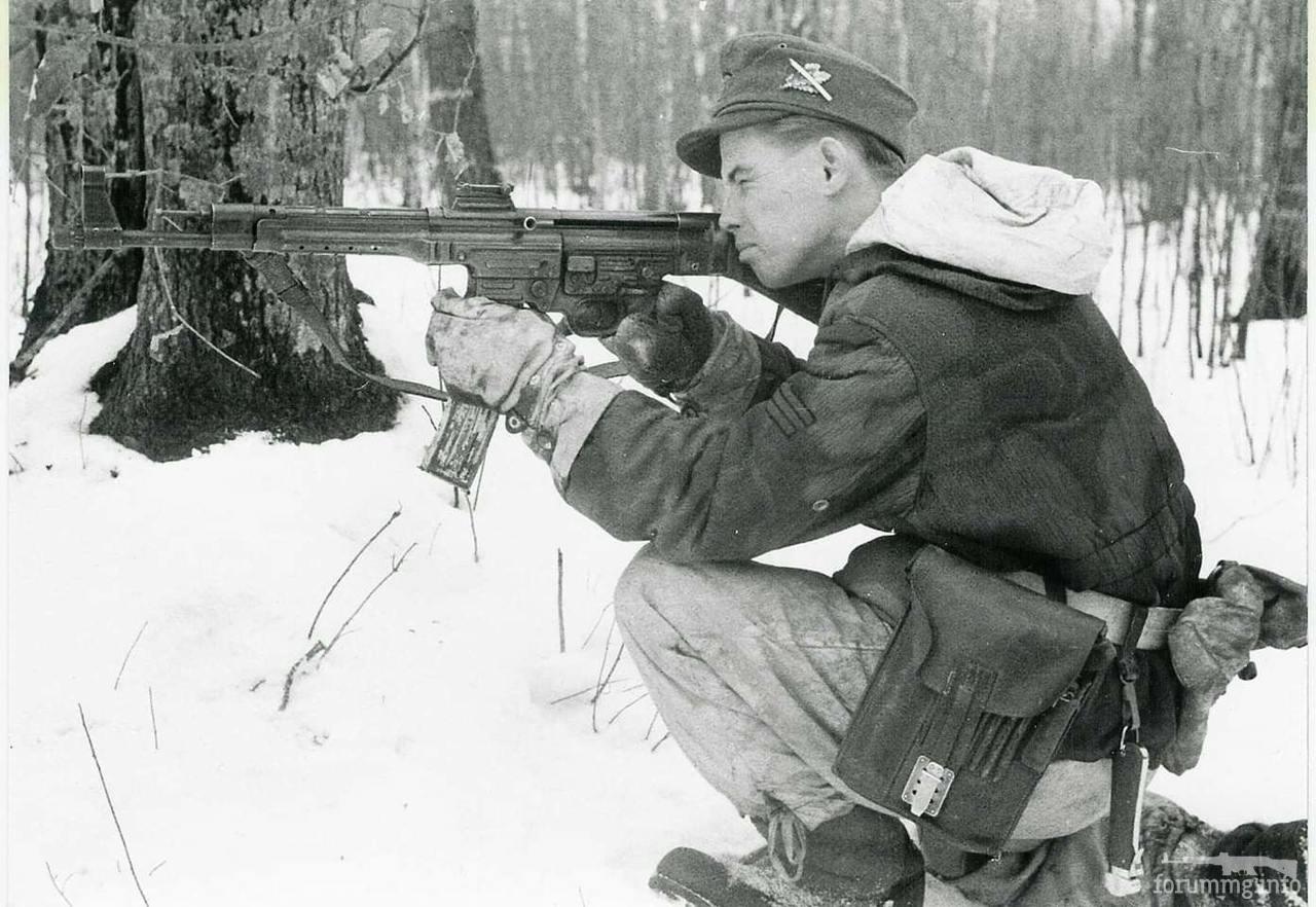 125740 - Sturmgewehr Haenel / Schmeisser MP 43MP 44 Stg.44 - прототипы, конструкция история