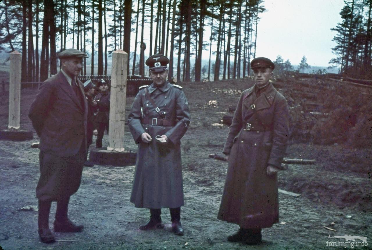 125757 - Раздел Польши и Польская кампания 1939 г.