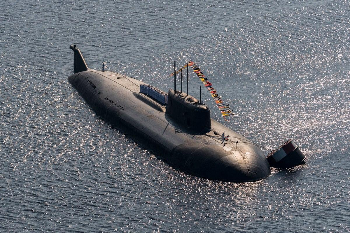 12580 - Атомные субмарины.