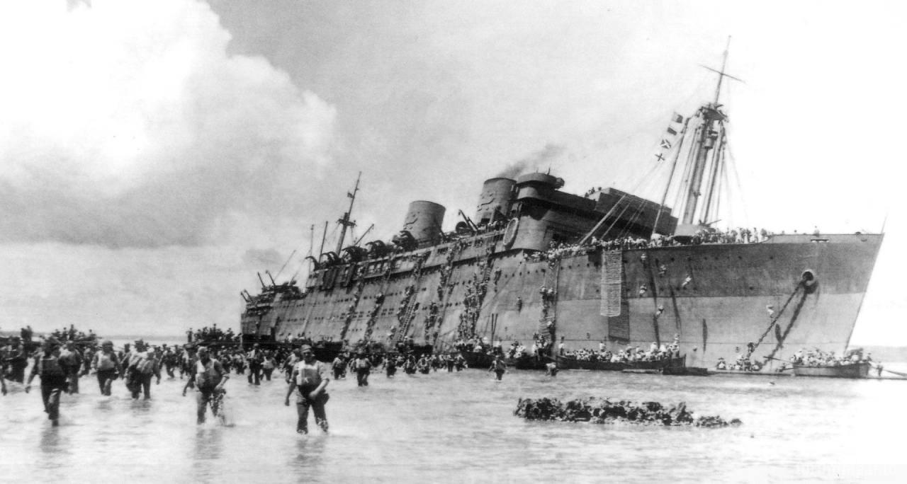 125851 - Военное фото 1941-1945 г.г. Тихий океан.