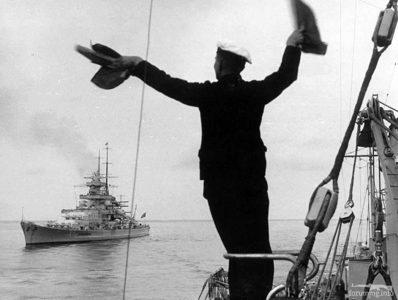 125859 - Линкор Gneisenau, Киль, июнь 1939 г.