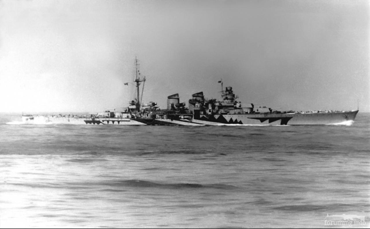 125874 - Regia Marina - Italian Battleships Littorio Class и другие...