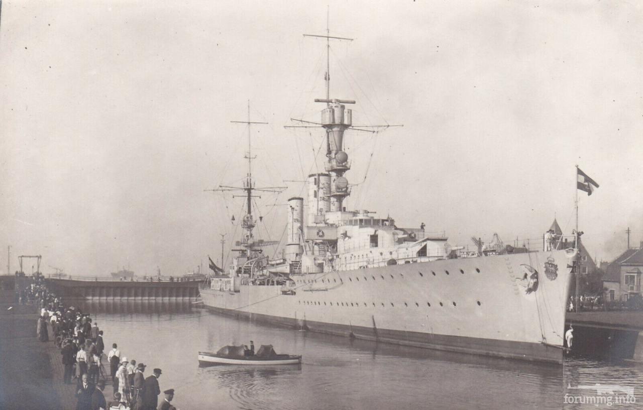 125930 - Легкий крейсер Emden