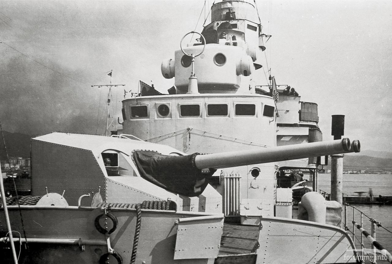126039 - Regia Marina - Italian Battleships Littorio Class и другие...