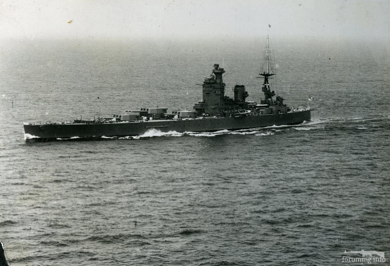 126191 - Броненосцы, дредноуты, линкоры и крейсера Британии