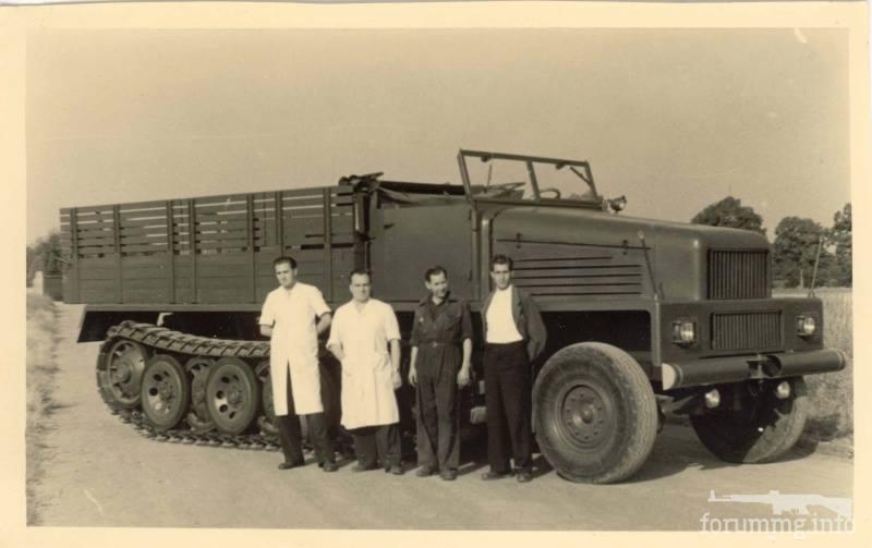 126236 - Грузовые и спец.автомобили Третьего рейха
