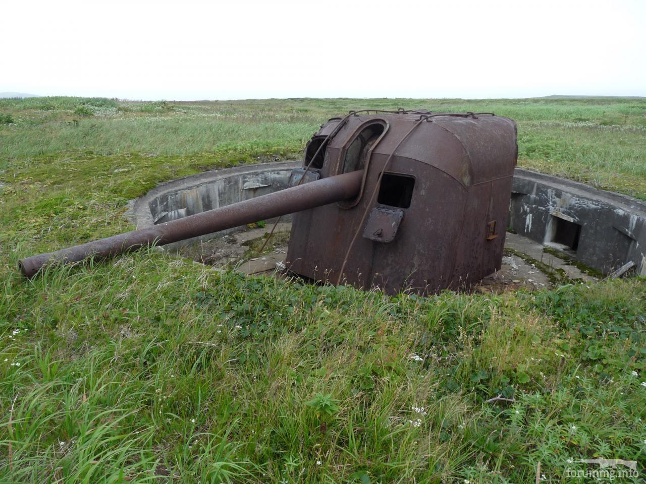 126347 - Корабельные пушки-монстры в музеях и во дворах...