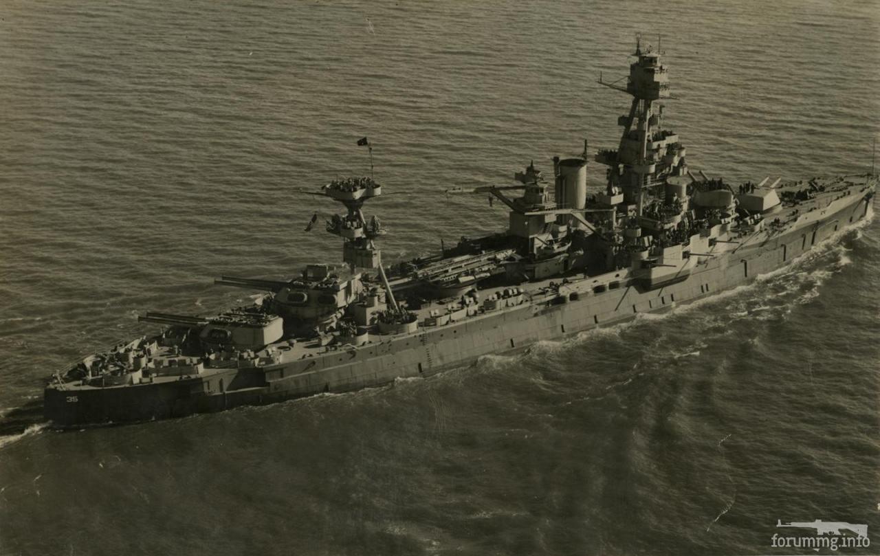 126530 - Линкор USS Texas (BB-35)