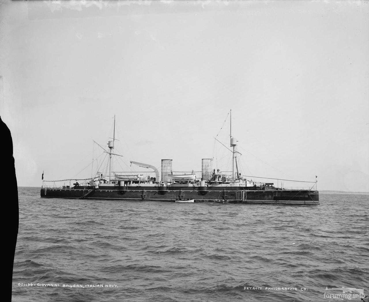 126536 - Бронепалубный крейсер Giovanni Bausan
