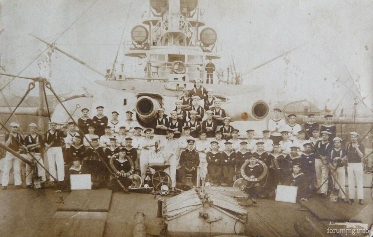 126537 - На баке линкора SMS Helgoland