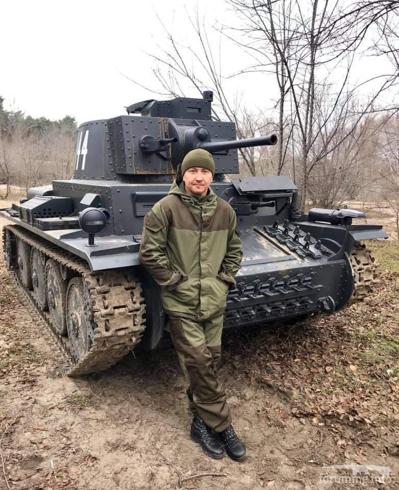 126628 - Деревянный танк