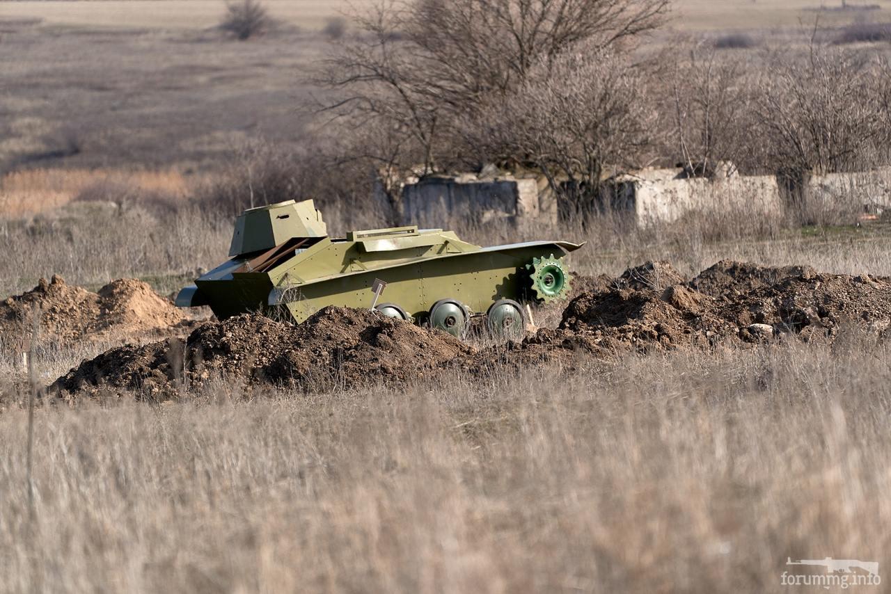 126631 - Деревянный танк