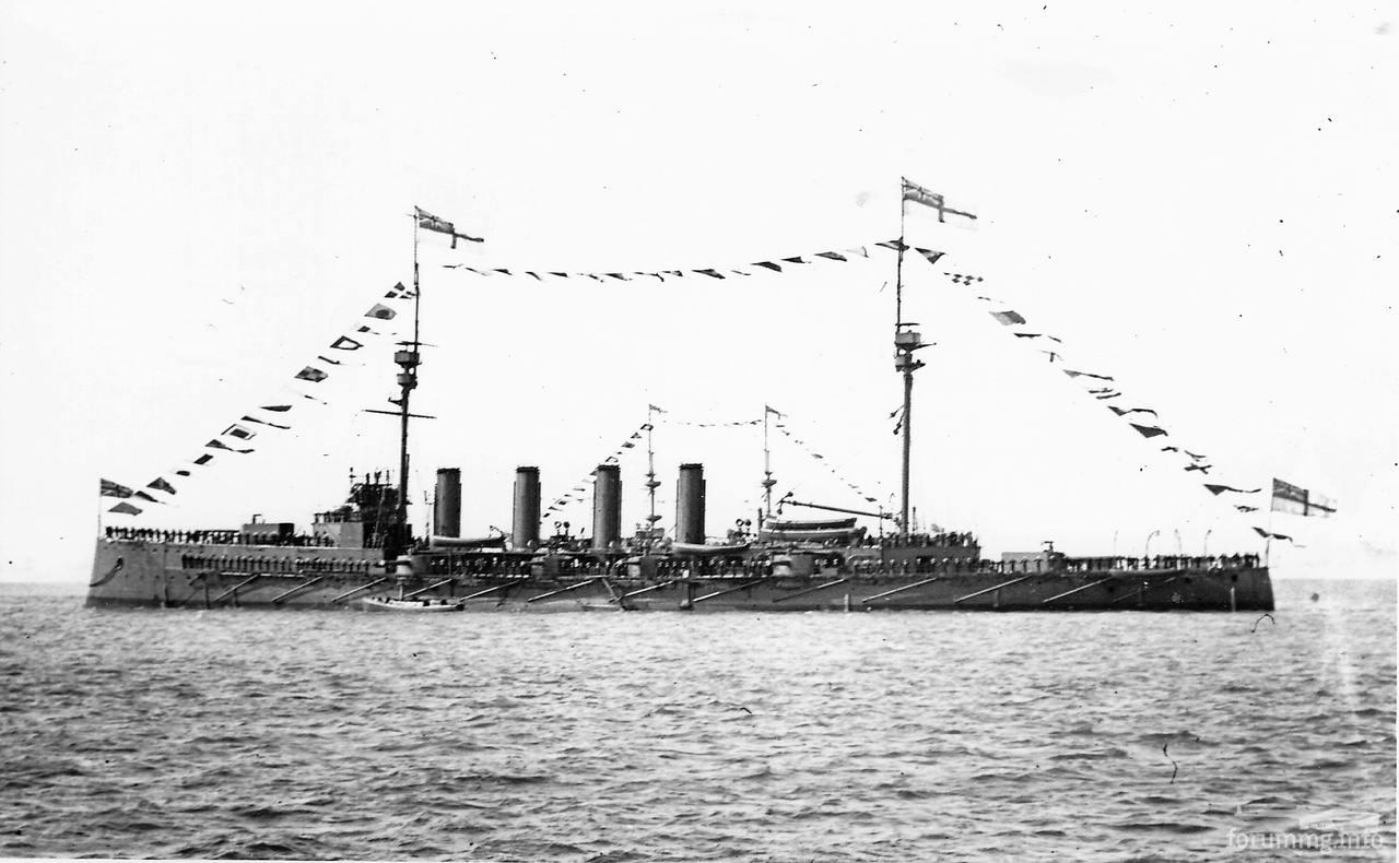 126686 - Броненосцы, дредноуты, линкоры и крейсера Британии
