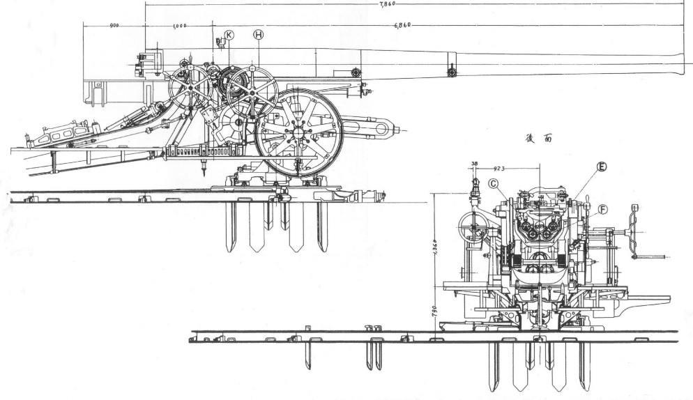 126740 - Корабельные пушки-монстры в музеях и во дворах...