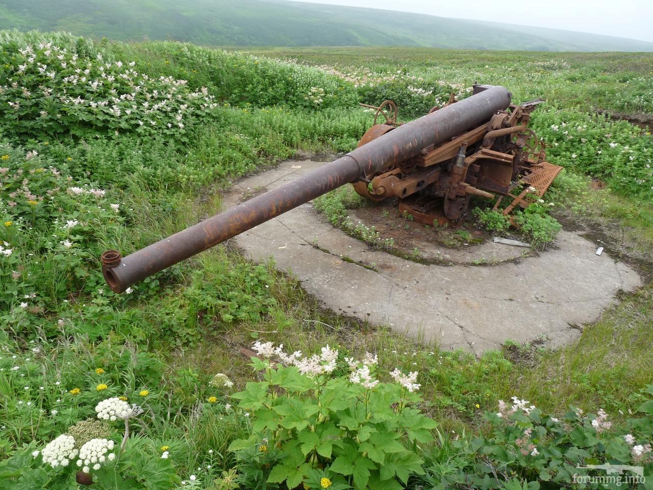 126741 - Корабельные пушки-монстры в музеях и во дворах...