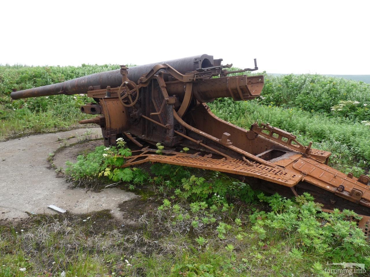 126742 - Корабельные пушки-монстры в музеях и во дворах...