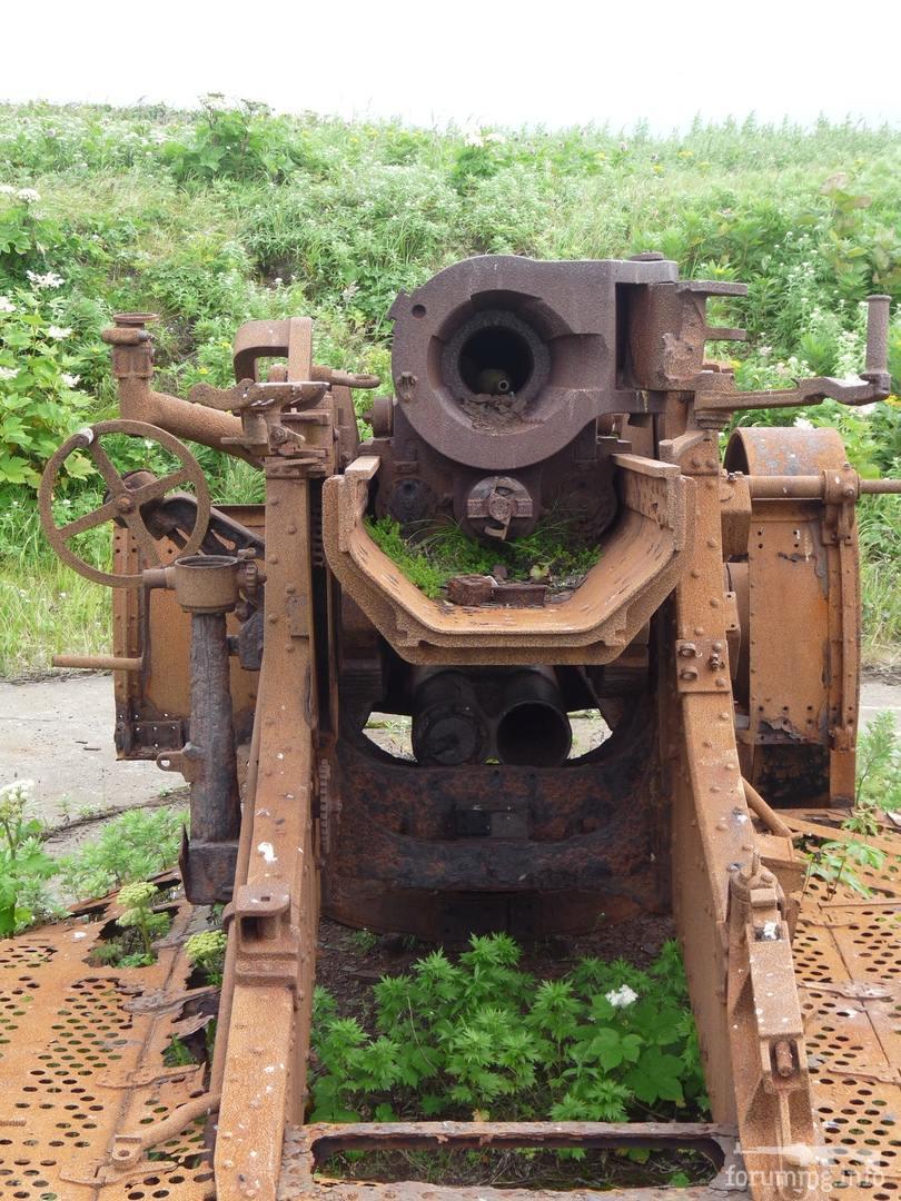 126743 - Корабельные пушки-монстры в музеях и во дворах...